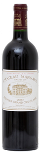 Chateau Margaux Margaux 2000 750ml - Case...